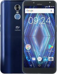 Smartfon myPhone Prime 18x9 16 GB Dual SIM Niebieski  (MYPHONE PRIME 18X9 LTE COBALT BLUE)
