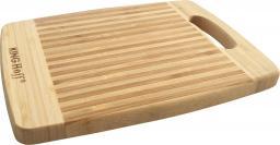 Deska do krojenia KingHoff bambusowa 33x20cm