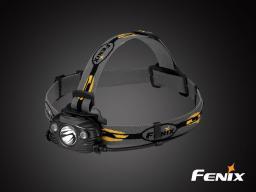 Fenix Latarka czołówka diodowa HP30R czarna