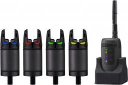 Prologic K3 Bite Alarm Set 4+1 (62041)