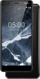Smartfon Nokia 5.1 16GB Czarny (TA-1075)