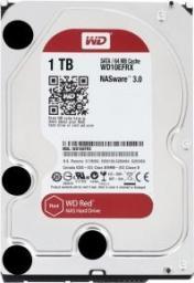 Dysk Western Digital Red, 3.5'', 1TB, SATA/600, 5400 64MB cache (WD10EFRX)