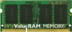 Pamięć do laptopa Kingston DDR3 SODIMM 4GB 1600MHz CL11 (KVR16S11S8/4)