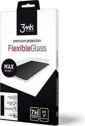 3MK Szkło hartowane 3MK Flexible glass Max IPHONE 7/8 czarne