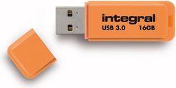 Pendrive Integral Neon 16GB