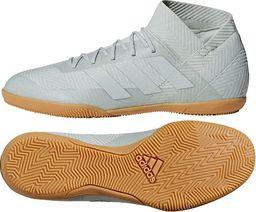 Adidas Buty piłkarskie Nemeziz Tango 18.3 IN Ash Silver / Ash Silver / White Tint r. 39 1/3 (DB2197)