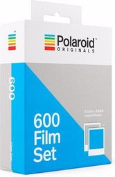 Polaroid Wkłady / Papier Do Polaroid 600 - Zestaw 2w1 Kolor + B/w