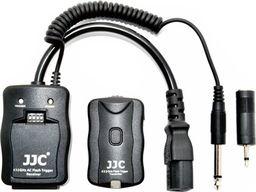 JJC Wyzwalacz Radiowy Do Lamp Studyjnych / Błyskowych - 16 Kanałów / 230v