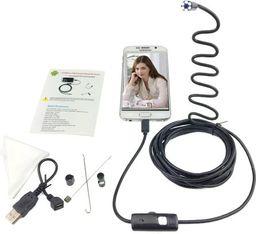 Xrec Endoskop / Kamera Inspekcyjna Na Android Usb 5m 5.5mm