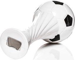 Kemis Otwieracz do butelek Troferum piłkarskie biały