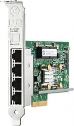 HP Karta sieciowa HP Ethernet 1 Gb 4-portowa 331T (647594-B21)