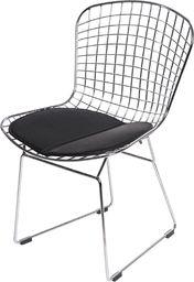D2 Design Krzesło dziecięce Harry Junior Czarna Po