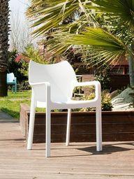 Resol Krzesło Dionisio białe