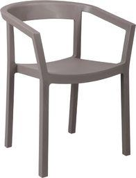 Resol Krzesło Peach brązowe