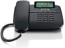 Telefon przewodowy Gigaset DA 610 Czarny