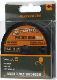 Prologic Pro Chod Mono 20lbs 25m 0.45 Clear (49991)