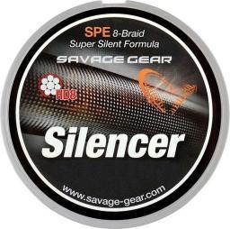 Savage Gear HD8 Silencer Braid 300m 0.15mm 20lbs 9kg Green (54815)