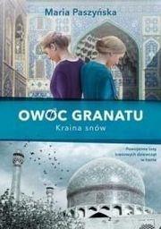 OWOC GRANATU KRAINA SNÓW