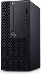 Komputer Dell Optiplex 3060 MT, Intel Core i3-8100, 8 GB, Intel HD Graphics 630, 1TB HDD