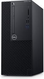 Komputer Dell Optiplex 3060 MT, Intel Core i3-8100, 4 GB, Intel HD Graphics 630, 256GB SSD