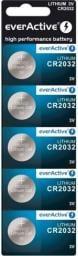 everActive Bateria CR2032 210mAh 5szt.