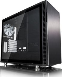 Obudowa Fractal Design Obudowa Define R6 USB-C TG 3.5/2.5drive uATX/ATX -FD-CA-DEF-R6C-BK-TGL
