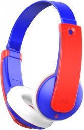 Słuchawki JVC HA-KD9BT niebieskie (HA-KD9BT-AE)