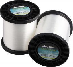 Okuma Platinum 1kg 4.315m 41.8lbs 19.6kg 0.50mm Clear (19132)
