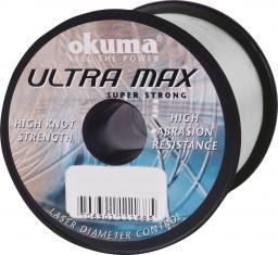Okuma Ultramax 4oz 832m 18lbs 8.2kg 0.38mm Clear (19582)