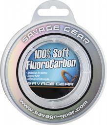 Savage Gear Soft Fluoro Carbon 0.46mm 35m 12.3kg 27lb (54853)