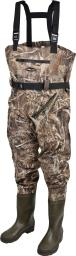 Prologic Max5 Nylo-Stretch Chest Wader w/Cleated roz. 46/47 (48487)