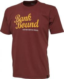 Prologic Bank Bound Custom Tee roz. M (59245)