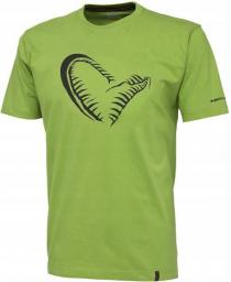 Savage Gear Simply Savage Jaw Tee roz. S (59148)