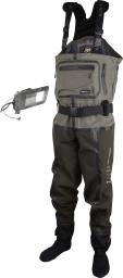 Scierra X-Tech 20000 Chest Wader Stocking Foot L Short (54570)