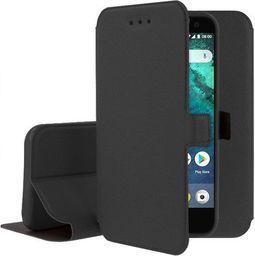nemo Etui Flip Rubber Huawei Mate 20 Lite czarne