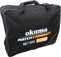 Okuma Match Carbonite Net Bag Double (60x48x20cm) (54175)