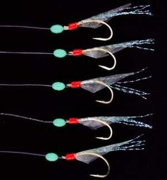 Imax Sabiki2 Herring 0.30/0.40mm 5 Hooks #10 (42552)