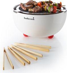 Barbecook Grill węglowy Joya White Barbecook ruszt 31 cm