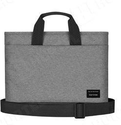9a6a18fa1feb0 Torba Cartinoe Stylowa torba na laptopa 12-13,3 cala Cartinoe Realshine  Series szara