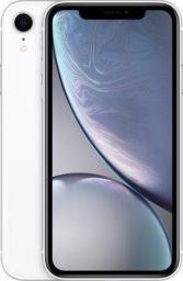 Smartfon Apple iPhone XR 64 GB Dual SIM Biały  (MRY52ZD/A)