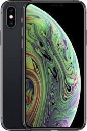 Smartfon Apple iPhone XS 256 GB Dual SIM Szary  (MT9H2PM/A)