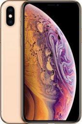 Smartfon Apple iPhone XS 64 GB Dual SIM Złoty  (MT9G2PM/A)