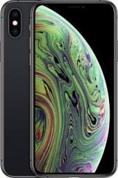 Smartfon Apple iPhone XS 64GB Dual SIM Szary  (MT9E2PM/A)