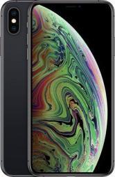 Smartfon Apple iPhone XS Max 64GB Szary (MT502PM-A)