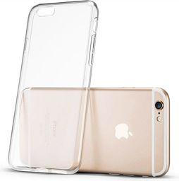 Hurtel Żelowy pokrowiec etui Ultra Clear 0.5mm iPhone 6S / 6 przezroczysty