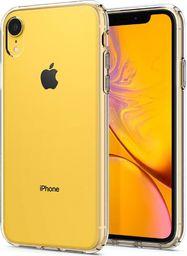 Spigen Nakładka Liquid Crystal do Apple iPhone XR przezroczysta (064CS24866)