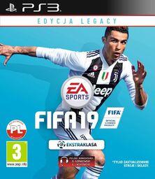 Gra PS3 Fifa 19 Legacy (wersja BOX; DVD; PL; od 3 lat)