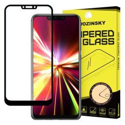 Wozinsky szkło hartowane Full Glue do Huawei Mate 20 Lite czarny