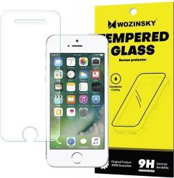 Wozinsky szkło hartowane 9H do iPhone SE / 5S / 5