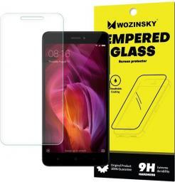 Wozinsky   szkło hartowane 9H do Xiaomi Redmi Note 4 (MediaTek) / Redmi Note 4X / 4 (Snapdragon)